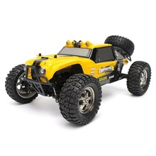 HBX 12889 1/12 2.4G 4WD RC Truggy Thruster Off-Road Desert Truck Two Speed Mode RC Car