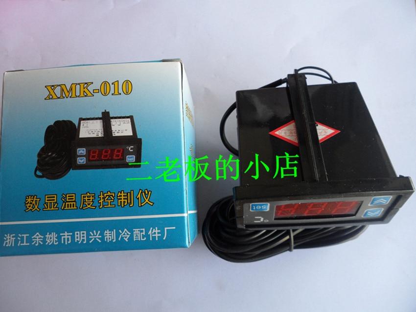 xmk-010 freezer temperature control device humidicooling refrigerator fish tank microcomputer electronic<br>