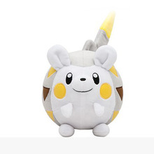 "New Sun Moon Togedemaru Plush Stuffed Toys Doll 6""15cm Official Free Shipping(China)"
