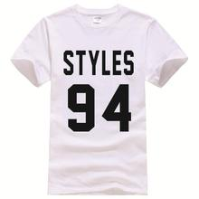 Harry Styles 1D One Direction Tee Shirt Unisex fashion women men short sleeve funny shirt 6 size