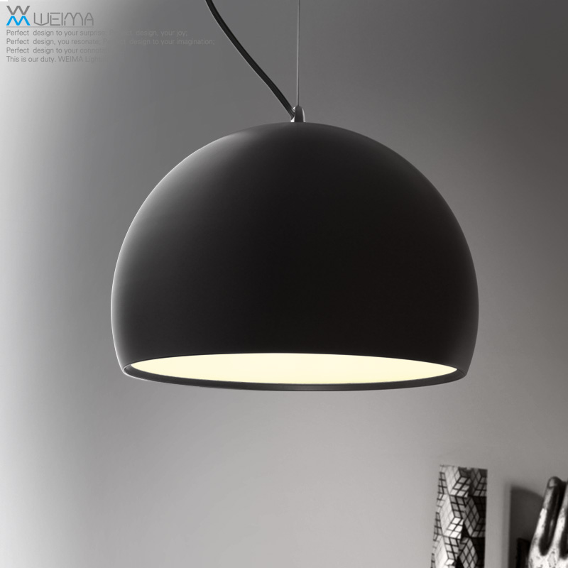 Modern Simple Ceiling Light Restaurant Cafe Wrought Iron Bar LED Lamps Fashion<br>