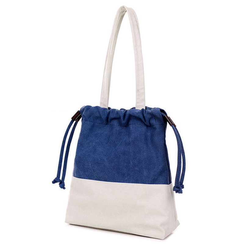 Spring And Summer Shopping Shoulder Bag Canvas Women Handbags Bucket Ladies Hand Bag Casual Female Tote For Girls Bolsos Bags<br><br>Aliexpress
