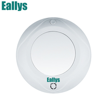 Wireless Flash Siren indoor Red Led Light 80Db For our 315mhz/433mhz gsm alarm system(default 315mhz)(China)