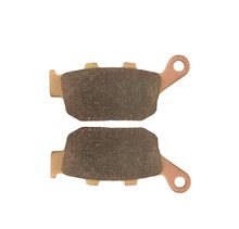 HOT SALES Motorcycle Rear Brake Pads Kit For YA MA HA FZ6R FZ 6R 2009-2011 10 Brake Disk(China)
