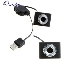 Top Quality Hot Sale USB 2.0 50.0M PC Camera HD Webcam Camera Web Cam for Laptop Desktop MAY 19