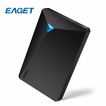EAGET G20 Encryption External Hard Drive 2.5'' 500GB 1TB 2TB 3TB USB 3.0 HDD Type Leptop Hard Disk Ultra-fast Speed Shockproof(China)