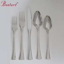 20 piece cutlery set stainless steel service for 4NIB silver luxury dinnerware brand knife fork sala forks teaspoons sets