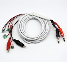 Professional Power Supply line Current Test Cable for iPhone 4g 4s 5 5c 5s 6 6g plus  mini 7 7g plus