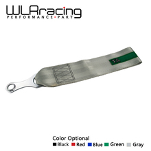 WLRING STORE- New racing Style TOW ROPES / TOW STRAP HIGH STRENGTH LIGHTWEIGHT WEBBING TOW ROPE WLR-TR91