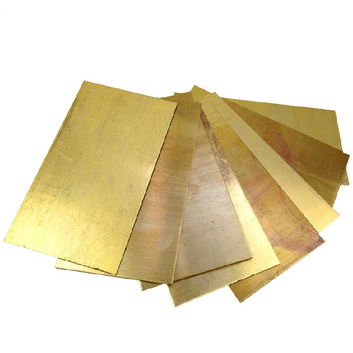 Brass Sheet Plate 3mm*15mm*100mm