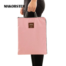Buy MAKORSTER Oxford Tote Bags Handbags Women Famous Brands Luxury Handbags Women Bags Designer Notebook Computer Document Bag XH184 for $3.00 in AliExpress store