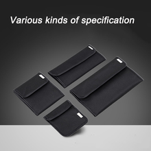 ZOMEI Camera Lens Filter Wallet Case Pockets Filter Bag For Circular filter Square filter Bracket Pouch UV CPL