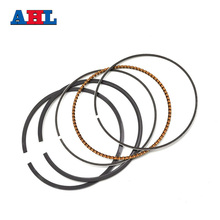 Motorcycle Engine parts STD Bore Size 73mm piston rings For Suzuki AN250 AN 250 piston ring(China)