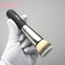 Babyliyan Cosmetics Heavenly Luxe Flat Top Buffing Foundation Brush N6 Original Quality Beauty Makeup Brushes Blender Tools(China)