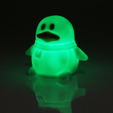 ITimo LED Penguin Night Light Atmosphere Lamp for Kid Baby Bedside Lamp Children Gift Bedroom Decoration Color Changing