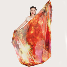 TA 2017 manufacturers wholesale direct silk long scarf female Ying Shan red scarf female long shawl