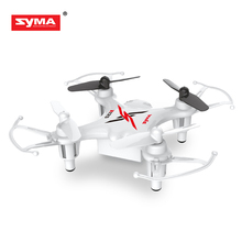 Original Syma X12S mini-pocket size Drone Helicopter 4CH 2.4G 6-Axis Quadcopter Remote Control RC Helicopter Indoor kids toys(China)