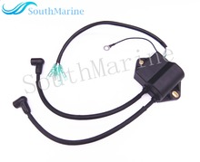 Boat Motor Ignition Coil Assy T8-05030000 T6-05030000 for Parsun 2-Stroke T6 T8 T9.8 Outboard Engine High Pressure Assy(China)