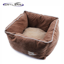 Ortilerri High-grade Suede Dog Boom 5 Color Pet Cat Dog Bed Kennel Wowo Kennel Cat Litter Pet Nest Top Quality 2016 NEW