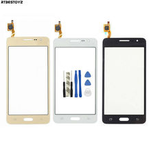 Touch Screen Digitizer For Samsung Galaxy Grand Prime G530 G5308 G530H SM-G531F G531 G531F Touch Panel Glass Sensor