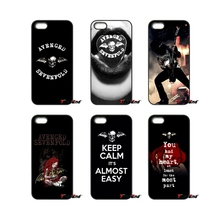 For HTC One M7 M8 M9 A9 Desire 626 816 820 830 Google Pixel XL One plus X 2 3 Avenged Sevenfold Metal bands Quote Logo Case