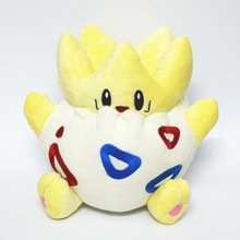Japanese Animation Togepi 20CM Plush Toys Cartoon Stuffed Dolls Children Birthday Gift High Quality(China)