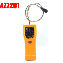 AZ7201 Toxic gas detector Handheld Propane Gas Leakage Tester Sensitive combustible gas detector , Methane Gas Leak Detector(China)