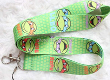 Hot Sale! Free Shipping 10/Lot  Japanese anime Lanyard Keys ID Cell Phone Neck Strap Wholesale H-108