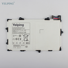 Yelping SP397281A Tablet Battery For Samsung Galaxy Tab 7.7 i815 P6800 P6810 Replacement Batteries Samsung SP397281A 5100mAh