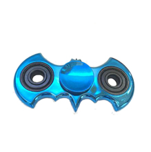 High Quality Bat Spinner Fidget Spinner EDC Hand Spinner For Autism and ADHD Rotation Spinning Top Kids Toys Batman