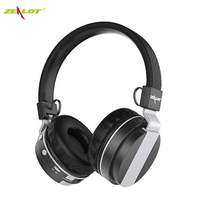 New Zealot B17 Headband Stereo Bluetooth Headset Mini Wireless Headphone Handsfree Hifi Mic For iPhone Xiaomi Bluetooth earphone<br><br>Aliexpress