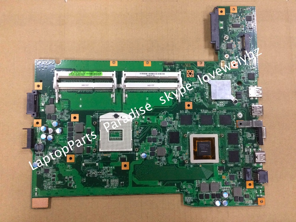 working Perfectly G74SX REV2.1Main board For ASUS G74SX Laptop Motherboard N56MB2900 For 3D screen Laptop<br><br>Aliexpress