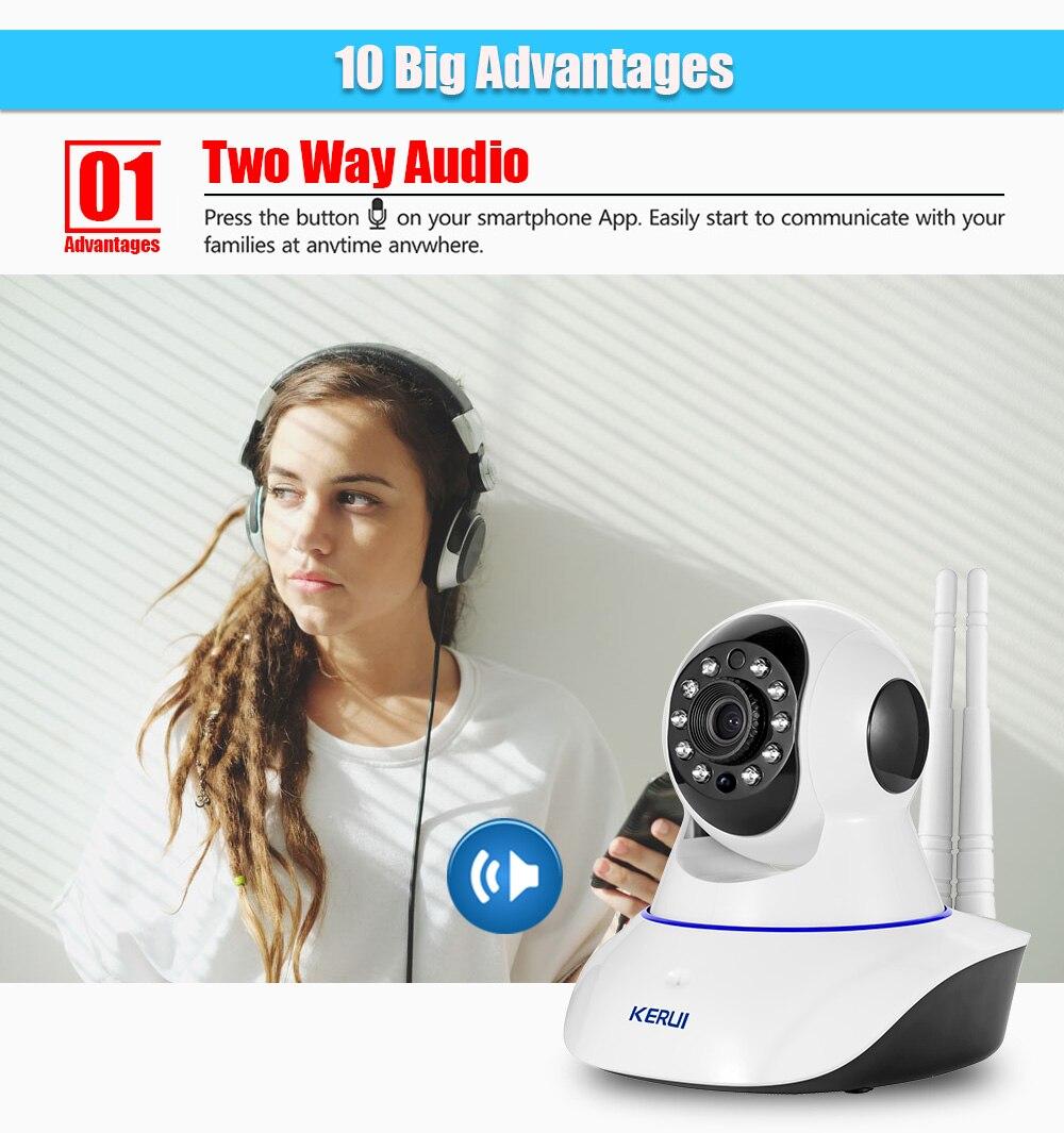 Juhtmevaba WiFi veebikaamera
