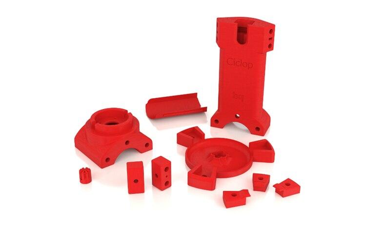 3d Open source Portable 3d scanner DIY  3d scanner DIY 3D scanner printed parts<br><br>Aliexpress