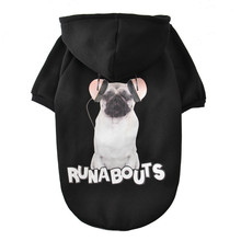 Winter Casual Pets Dog Clothes Warm Coat Jacket Clothing For Dogs(China)