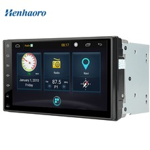 "Android car stereo 7"" touch screen gps navigation 2 din Radio(China)"