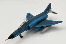 1:100 Japan Air Self Defense Force F-4EJ Fighter model Collection model Holiday gift(China)