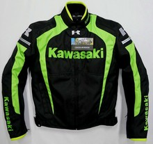 2015 Body Armor Motos Men New Arrival Kawasaki - Winter Automobile Race Clothing Motorcycle Thermal Removable Liner Flanchard