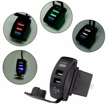 Dual USB 12V Car Cigarette Lighter Socket Splitter Car-Charger Power Outlet Adapter Car-Styling(China)