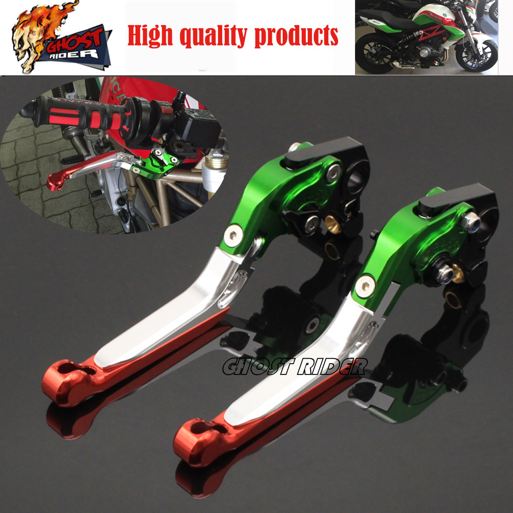 Folding Extendable Brake Clutch Levers for Benelli TNT300 TNT600 BN600 BN302 Stels600 Keeway RK6/BN TNT 300 302 600<br><br>Aliexpress