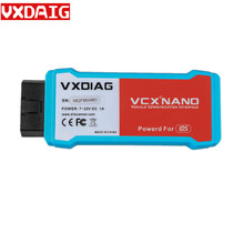 WIFI Version VXDIAG VCX NANO for Ford/Mazda 2 in 1 with IDS V104 for Ford IDS for Mazada IDS(China)