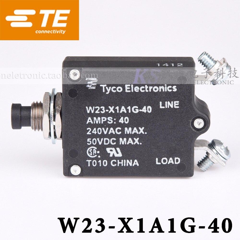Tyco Electronics CIRCUIT BREAKER W23-X1A1G-25