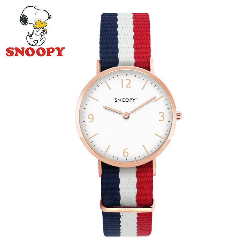Snoopy Kids Watch Children Watch Casual Fashion Cute Quartz Wristwatches Girls Boys Women Men Water Resistant clock<br>