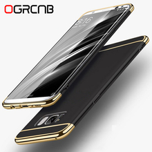 Buy Luxury Shockproof Cover Cases Samsung Galaxy S8 Plus S7 S6 edge Case Samsung Galaxy J5 J7 A5 A7 2016 2017 Cases Case for $2.78 in AliExpress store