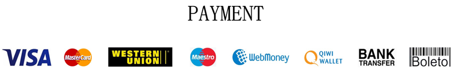 6 PAYMENT(PS)