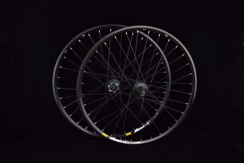 disc brake wheelset-center lock 3
