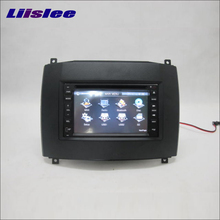 Liislee For Cadillac CTS 2003~2007 Radio Stereo CD DVD Player GPS NAVI Navigation System / Double Din Car Audio Installation Set(China)