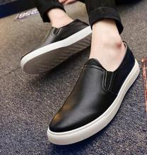 Explosion section 2017 new trend Le Fu shoes men's fashion casual shoes Korean footwear shoes Wenzhou men's shoes(China)