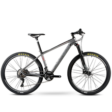 26/27.5inch Carbon fiber bike mountain bike warrior bikes 22/33speed mountain hills japan M7000 variable speed Superlight MTB(China)