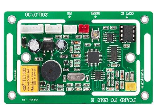 FC-2812M Free shipping  New Waterproof Metal Rfid Door Access Control System Kit Set +Strike Door Lock +Rfid Keypad + Power +Exi<br>